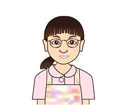 看護師山川小枝